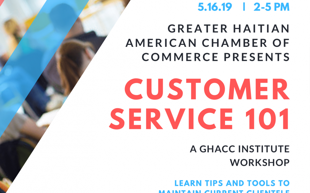 GHACC Institute – Customer Service Workshop