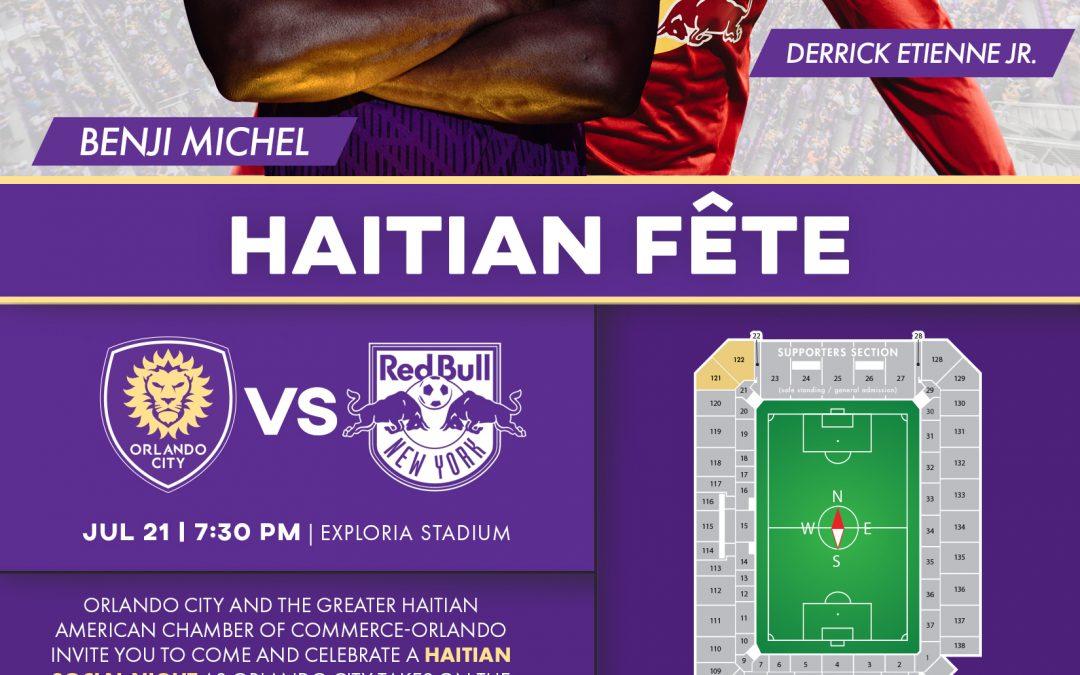 Haitian Fête