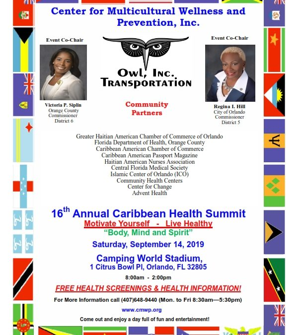 Caribbean Health Summit