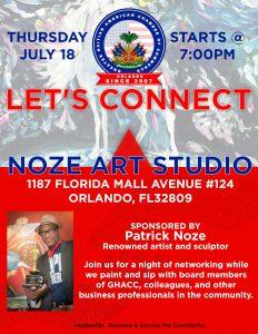 Lets Connect -Noze Art Studio