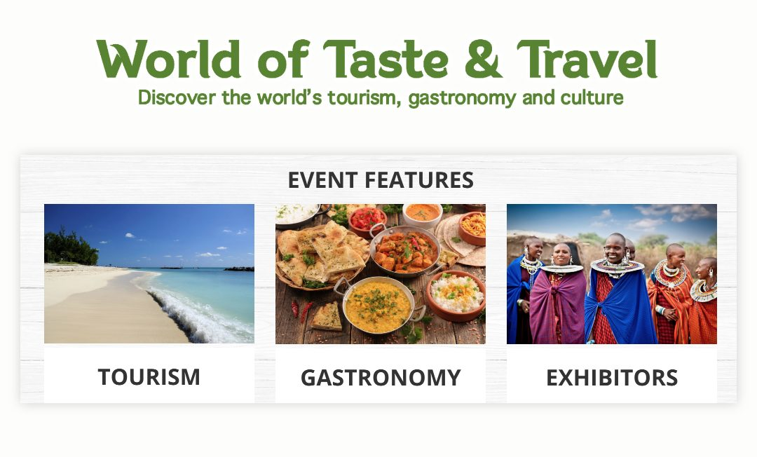 World of Taste & Travel