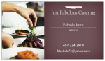 Just Fabulous Catering LLC