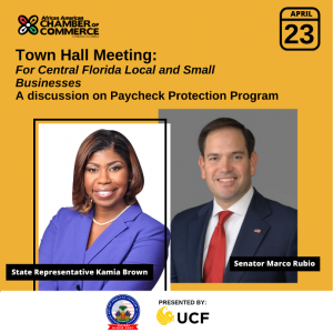 Town Hall with Kamia Brown and Marco Rubio