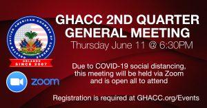 June General Meeting Graphic