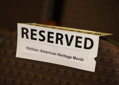 Haitian Heritage Month Orange County, April 2019