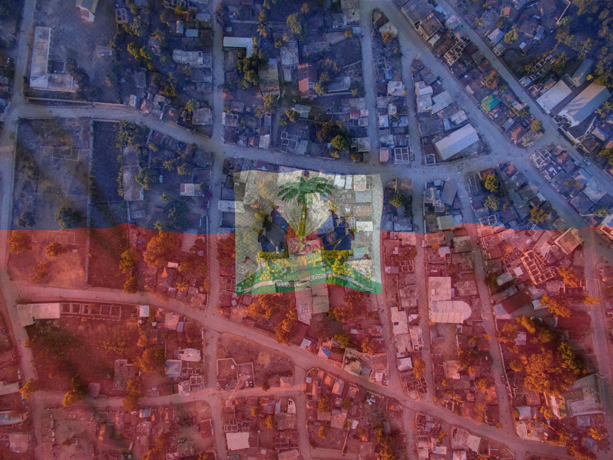 Haiti Earthquake Statement Graphic