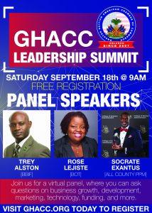 GHACC Leadership Summit 2021